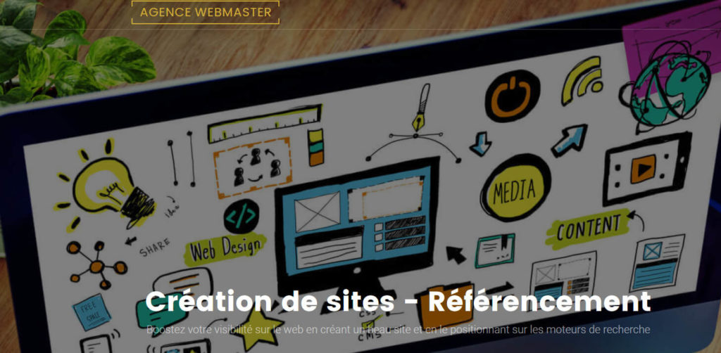 Agence Webmaster consultant SEO