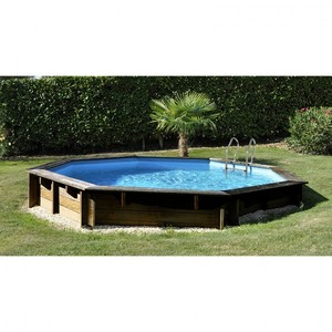 Devis piscine semi enterr e gratuit guide et conseils for Piscine semi enterree coque