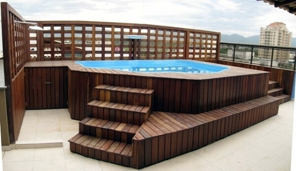 Exemple Devis Piscine Cool Piscine Hors Sol En Bois With