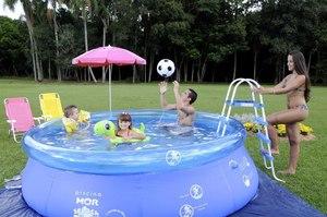 piscine gonfable