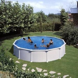 piscine hors sol en kit