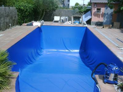 liner de piscine