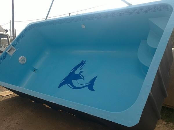revetement gel coat piscine