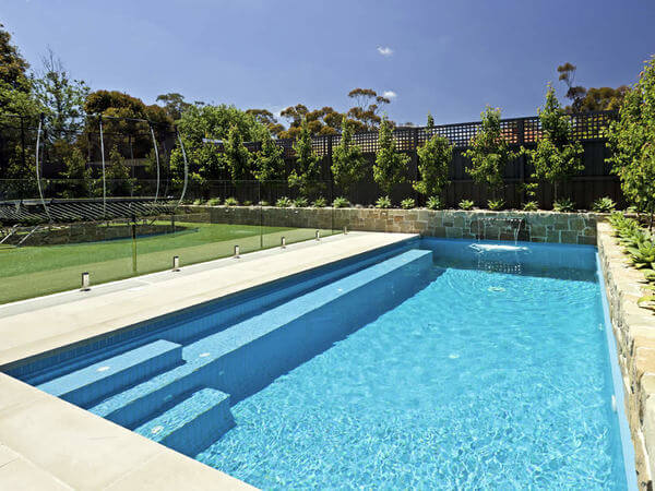 piscine structure beton