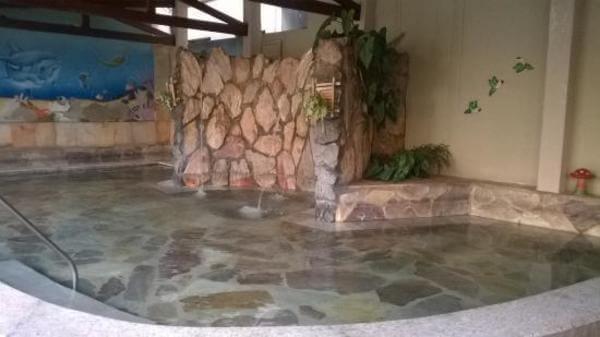 revetement pierre piscine