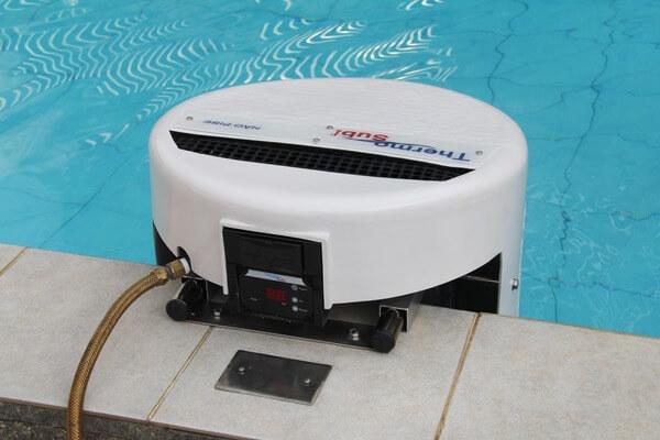 rechauffeur de piscine